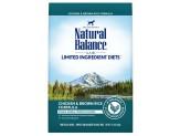 Natural Balance LID Chicken Formula Dry Dog Food 12lb