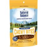 Natural Balance LID Grain Free Chewy Bites! Duck 4oz