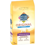 Natures Recipe Puppy Dry Dog Food Lamb & Rice 4.5lb
