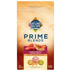 Nature's Recipe Prime Blends Dry Dog Food 1ea/4 lb
