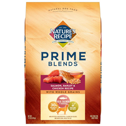 Nature's Recipe Prime Blends Dry Dog Food 1ea/12 lb