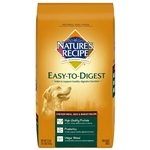Natures Recipe Grain Free Easy to Digest Dry Dog Food Chicken Sweet Potato 4lb