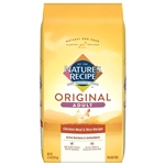 Natures Recipe Adult Dry Dog Food Chicken Meal Rice 4.5lb