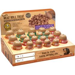 Happy Howie Dog Turkey Roll 12Oz.