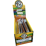 HAPPY HOWIE'S DOG TURKEY SAUSAGE 12IN 18PK