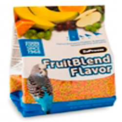 ZuPreem FruitBlend with Natural Flavor Pelleted Bird Food for Very Small Birds 1ea/0.875 lb