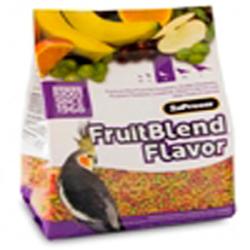 ZuPreem FruitBlend with Natural Flavor Pelleted Bird Food for Medium Birds 1ea/2 lb