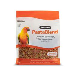 ZuPreem PastaBlend Pelleted Bird Food for Medium Birds 1ea/2 lb