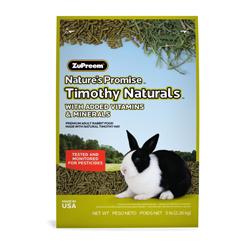 ZuPreem Natures Promise Rabbit Pellets Food 1ea/5 lb