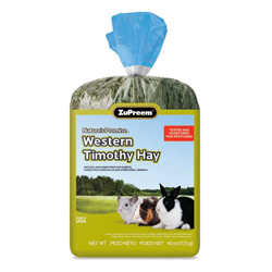ZuPreem Nature's Promise Western Timothy Hay for Small Animals 1ea/40 oz