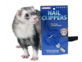 Marshall Pet Products Ferret Nail Clippers Blue 1ea