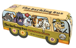 Exclusively Pet Cookies Barking Bus Animal Cookies Dog Treats 1.5oz