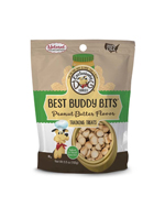 Exclusively Pet Best Buddy Bits Peanut Butter Flavor Dog Treats 5.5oz