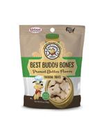 Exclusively Pet Best Buddy Bones Peanut Butter Flavor Dog Treats 5.5oz