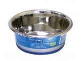 OurPets Premium Stainless Steel Dog Bowl Silver 1ea/.75 pt