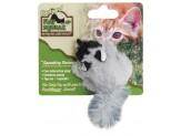 Ourpet'S Play-N-Squeak Backyard Raccoon
