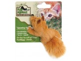 Ourpet'S Play-N-Squeak Backyard Fox