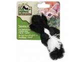 OurPet's Play-N-Squeak Backyard Skunk