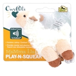 OurPet's Play N Squeak llama Indoor cats