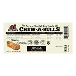 RedBarn Chew-A-Bulls Shoe Small 75ct