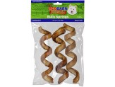 Redbarn Pet Products Bully Springs Dog Treat 1ea/3 pk, 6 in
