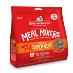 Stella and Chewy's Beef Meal Mixers, 35OZ