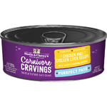Stella & Chewys Cat Carnivore Cravings Pate Chicken & Liver 2.8oz. (Case of 24)
