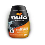 Nulo Hydrate Water Enhancers for Dogs Rotisserie Chicken 12ea/1.62 Fl. oz