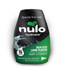 Nulo Hydrate Water Enhancers for Dogs Roasted Lamb 12ea/1.62 Fl. oz