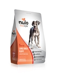 Nulo FreeStyle Grain-Free Salmon and Turkey Large Breed Dry Puppy Food 4.5lb