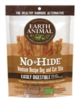Earth Animal No Hide Venison Chews Dog Treats, 10 Pack