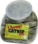 Duckyworld Yeowww! Catnip Mini Jug Display 50Pc