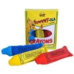 Duckyworld Yeowww! Crayons