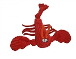 Hugglehounds Knottie Lobster Small