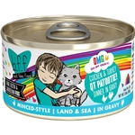 Bff Cat Qt Patootie Chicken Turkey 2.8 Oz. Case Of  24 (Case Of  24)