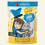 Bff Cat Play Cherish Chicken 3 Oz. Pouch