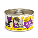 Bff Cat Play Best Buds Chicken 2.8 Oz. Case Of  24 (Case Of  24)
