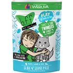 Bff Cat Play Twinkles Turkey 3 Oz. Pouch