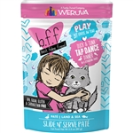 Bff Cat Play Tap Dnce Duck 3 Oz. Pouch