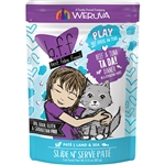 Bff Cat Play Ta Da Beef 3 Oz. Pouch