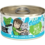 Bff Cat Play Told Ya Lamb 2.8 Oz. Case Of  24 (Case Of  24)