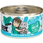Bff Cat Play Tweet Me Turkey 2.8 Oz. Case Of  24 (Case Of  24)