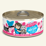 Bff Cat Play Check Tuna 5.5 Oz. Case Of  24 (Case Of  24)