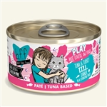 Bff Cat Play Ttyl Tuna 2.8 Oz. Case Of  24 (Case Of  24)