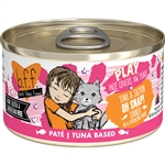 Bff Cat Play Oh Snap Tuna 2.8 Oz. Case Of  24 (Case Of  24)