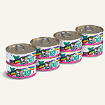 Bff Cat Omg Tell Me Tuna 2.8 Oz. Case Of  24 (Case Of  24)
