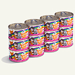 Bff Cat Omg Start Me Tuna 2.8 Oz. Case Of  24 (Case Of  24)