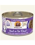 Weruva Cat Pate Meal Or No Deal 3Oz.3