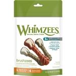 Whimzees Toothbrush Star Large 12.7 oz. Bag