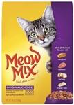 Meow-Mix Original Cat Food 1ea/16 lb